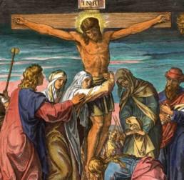 New Wine Church Gottes Tod am Kreuz